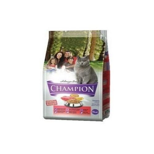 Champion Dana Etli Yetişkin Kuru Kedi Maması 7.5 Kg