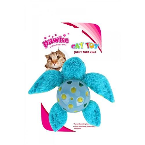 Catnipli Kedi Oyuncağı Kaplumbağa
