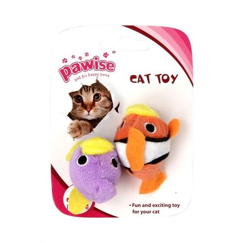 28134 Catnipli Nemo Balıklı Kedi Oyuncağı