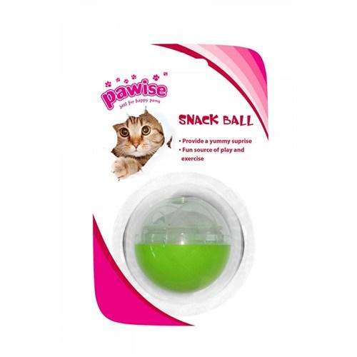 Cat Treat Ball-Kedi Akıllı Mama Topu 5Cm