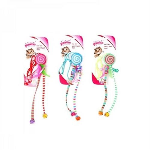 Pawise Octopus Cat Toy-Ahtapot Kedi Oyuncağı
