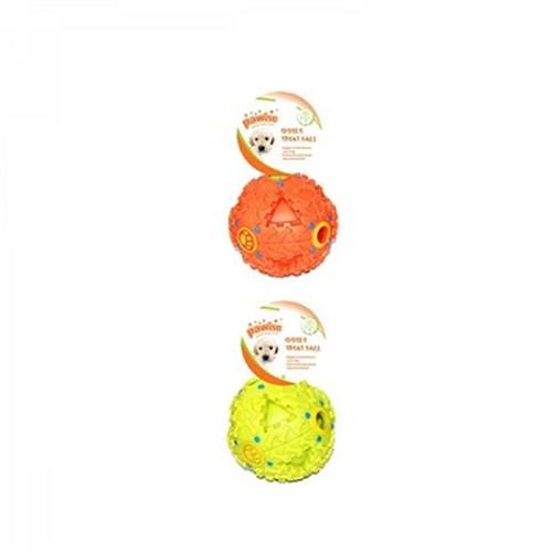 Pawise Giggle Treat Ball- Köpek Ödül Mama Topu M 9Cm
