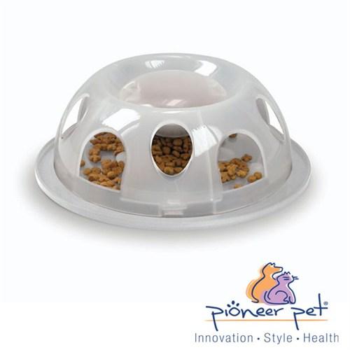Pioneer Pet Oyunlu Kedi Mama Kabı P2002