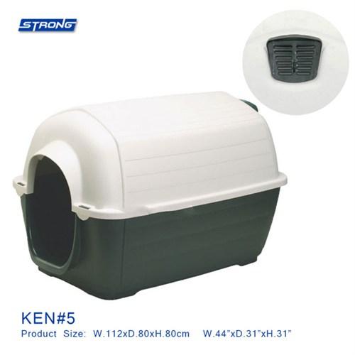 Strong Köpek Kulubesi Ken5 112X80x80