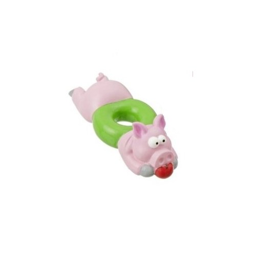 Karlie-Flamingo Lateks Küçük Domuz