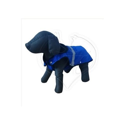 Pet Style Reflektörlü Anorak Mavi Köpek Kıyafeti No:3