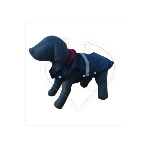 Pet Style Reflektörlü Anorak Siyah Köpek Kıyafeti No:8