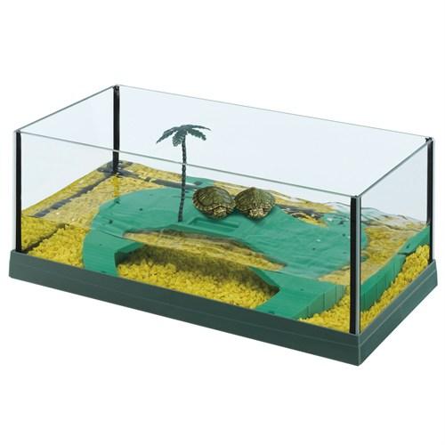 Ferplast Haiti 40 Kaplumbağa Akvaryumu