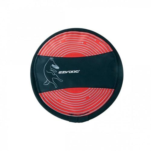 Ezydog Fıdo Flyer Frizbi Köpek Oyuncağı Kırmızı