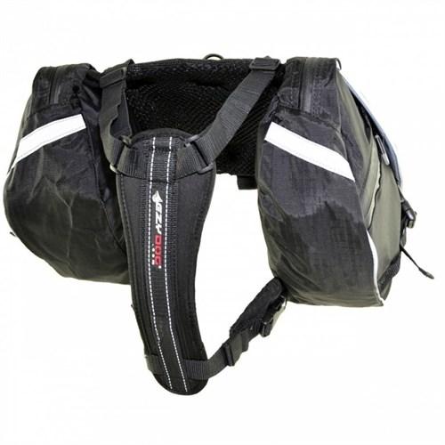 Ezydog Summıt Bag İkili Köpek Sırt Çantası Medıum Siyah