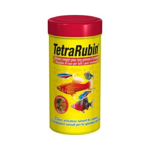 Tetra Tetra Rubin Renk Yemi 250 Ml Balık Yemi