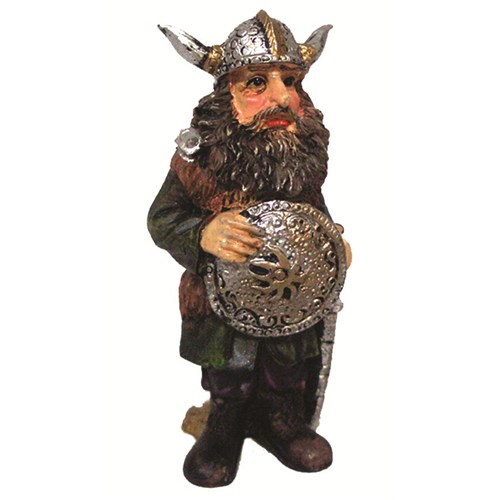 Dekor Viking Korsan (6,5X3,5X9)