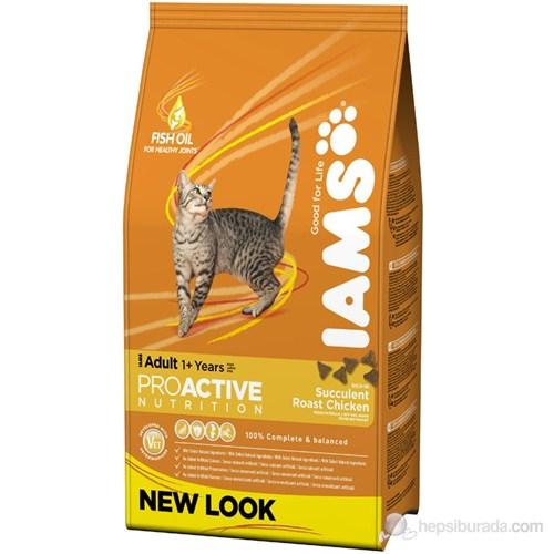 Iams Proactive Tavuklu Yetişkin Kuru Kedi Maması 3 Kg