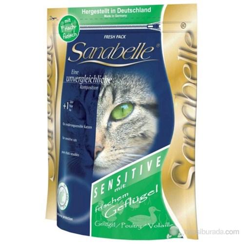Sanabelle Sensitive With Fresh Poultry Hassas Tüylü Kediler İçin Kuru Kedi Maması 2 Kg