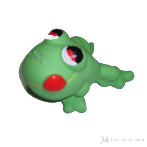 Mtk Küçük Kurbağa Latex Köpek Oyuncağı