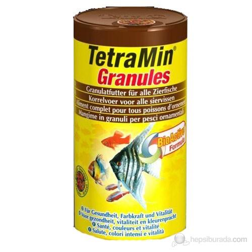 Tetra TetraMin Granules Granül Yem 250 ml