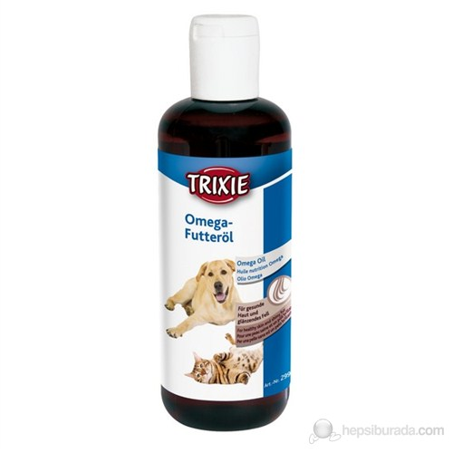 Trixie Kedi Köpek İçin Omega Yağı , 250Ml