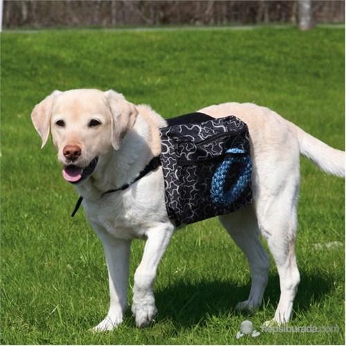 Trixie Köpek Sırt Çantası M 23X15Cm Siyah