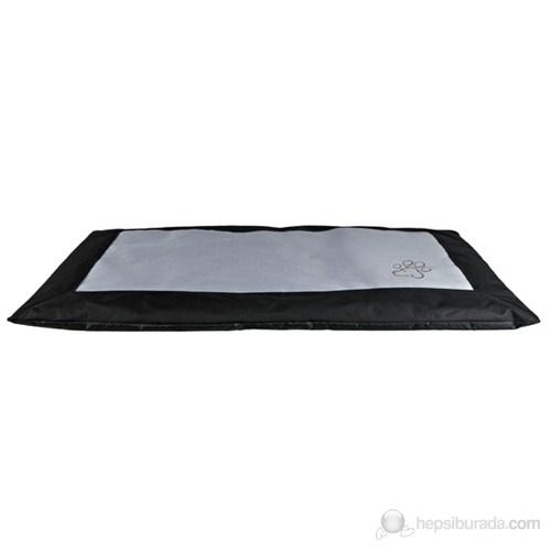 Trixie Köpek Battaniye 100X70cm/ Siyah-Gri