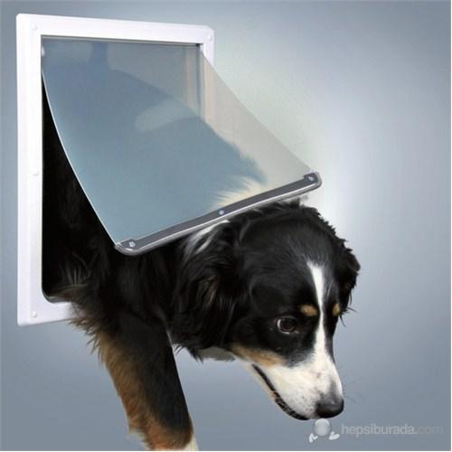 Trixie Köpek Kapısı M-Xl 2 Yönlü Kilitleme Beyaz