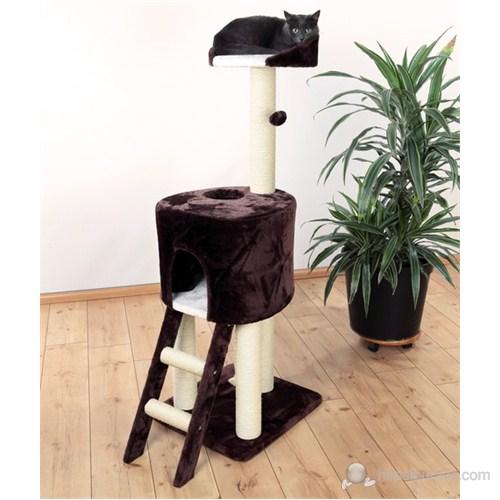 Trixie kedi tırmalama ağacı 130 cm, kahve/beyaz