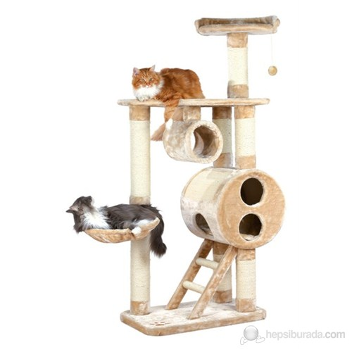 Trixie Kedi Tırmalama Ağacı, 176 Cm, Bej