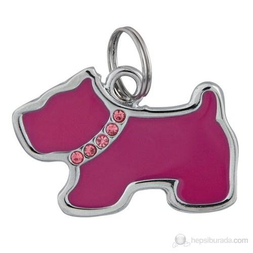 Trixie Köpek Tasma İsimlik , 35 × 25 Mm