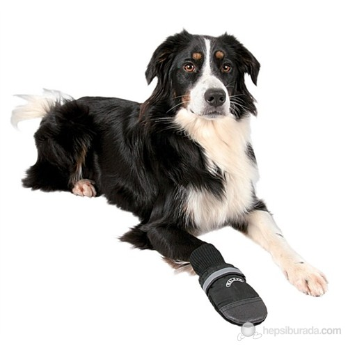 Trixie Köpek Patiği , Yumuşak 2 Ad. , Xxxl , Siyah