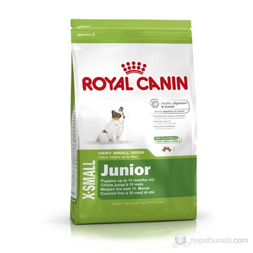 Royal Canin SHN X-Small Junior Köpek Maması 1,5 Kg