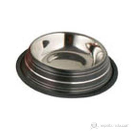 Renkli Desenli Çelik Mama Kabı (ASRPSL96)