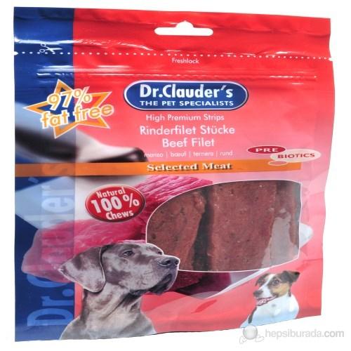 Dr.Clauder's - Köpek - Ödül - Biftek Fileto 80 Gr