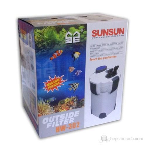 Sun sun Dış Filtre 1000 lt/ 18 W
