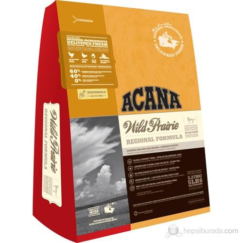 ACANA Wild Prairie Cat - Tüm Irklar ve Tüm Yaş Gruplarındaki Kediler için Tahılsız Kedi Maması 2,5 Kg