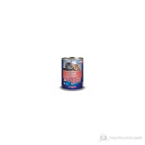 Miglior Gatto Somon Balıklı Kedi Konservesi 405 gr
