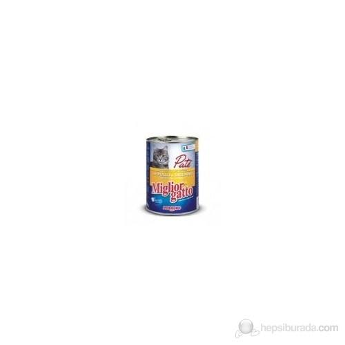 Miglior Gatto Tavuklu & Hindili Pate Kedi Konservesi 405 gr