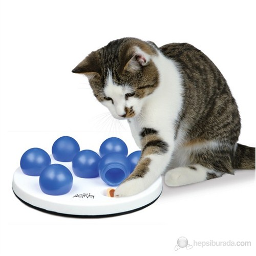 Trixie kedi zeka oyuncağı, 20cm, beyaz