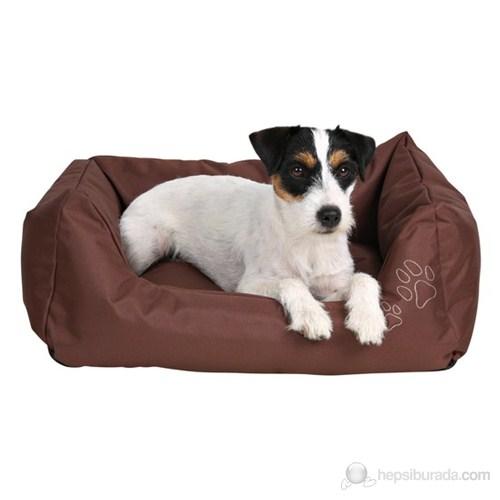 Trixie köpek dış mekan yatağı 110x95cm Kahverengi