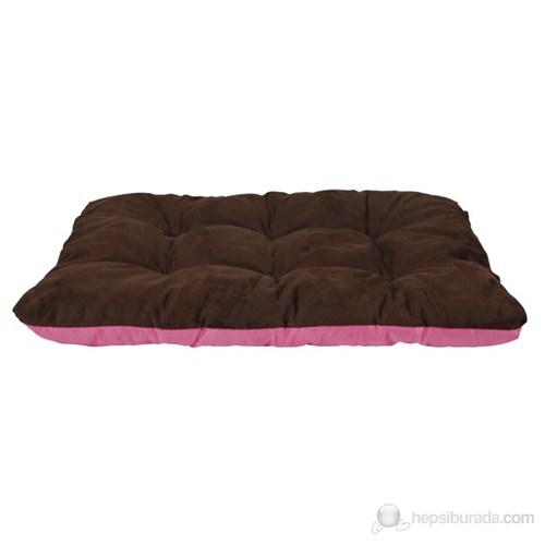 Trixie köpek yastığı, 90×65 cm, Pembe/Kahverengi