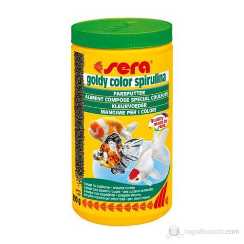 Sera Goldy Color Spirulina 1000 Ml.