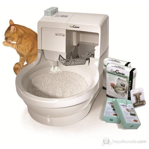 CatGenie 120 Plus Otomatik Temizlik Gerektirmeyen Kedi Tuvaleti