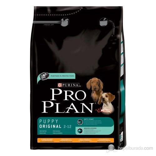 Pro Plan Tavuklu & Pirinçli Yavru Köpek Maması 3 Kg