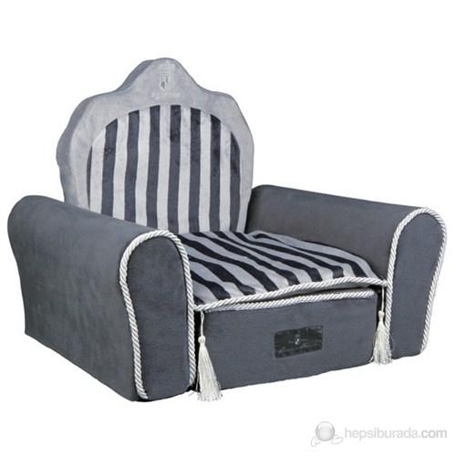 Trixie köpek&kedi koltuğu, 55×44×40cm, gri