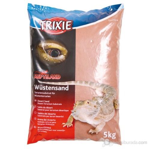 Trixie Sürüngen Terarryum İçin Kırmızı Çöl Kumu 5 Kg