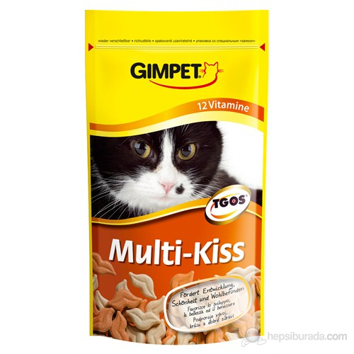 Gimpet Multi Kiss Ödül Tableti 50 gr