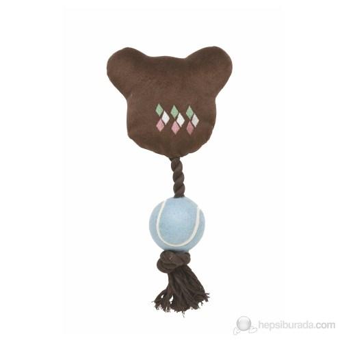 Gimborn Köpek Oyuncağı Peluş Toplu Kedi Kafası 80402