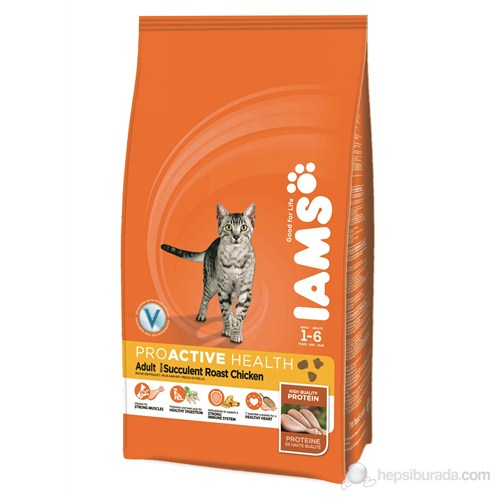 Iams Adult Chicken 15 Kg Kedi Maması