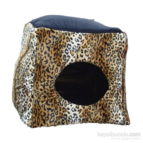 Pet Style Yuvalı Kedi ve Köpek Yatağı No.1-40X40