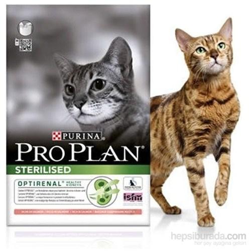 Pro Plan Sterilised Somonlu Kısırlaştırılmış Kuru Kedi Maması 3 Kg