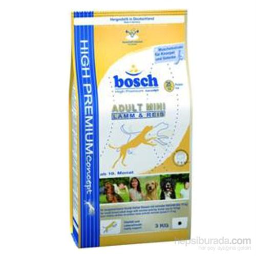 Bosch Sensitive Kuzulu Ve Pirinçli Yetişkin Köpek Maması 15 Kg