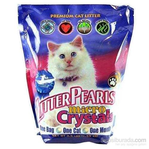 Litter Pearls, Mikro Kristal Kedi Kumu 1.59 Kg